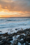 Rachel Burke | Winter Sunset