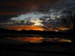 Teesha Coolidge | A North Country Sunset
