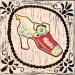 Amanda Lester | Victorian Shoe #1