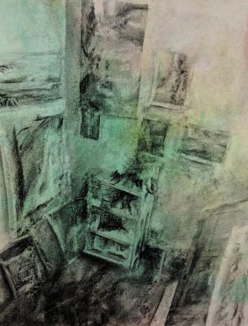 Artist Studio No. 1 by Valerie Ferguson