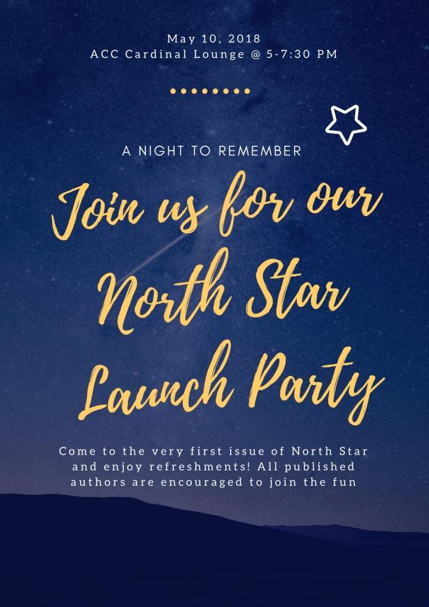 Blue Gold Sky Stars Prom Poster.jpg